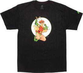 Robin Carrie Kelley Terry Dodson Artwork T-Shirt