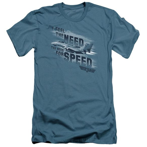 Top Gun Need For Speed Short Sleeve Adult T-Shirt