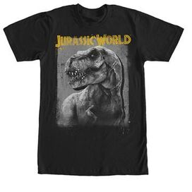 Jurassic World Rexy Mug T-Shirt