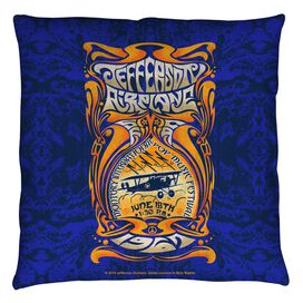 Jefferson Airplane Monterey Pop Throw