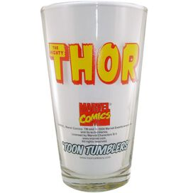 Thor Silver Age Glass