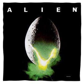 Alien Poster Bandana White