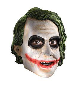 Batman Dark Knight - The Joker Adult 3/4 Mask