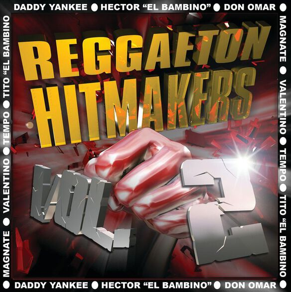 Reggaeton Hitmakers, Vol. 2