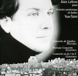 Alain Lef Vre - Piano Concertos
