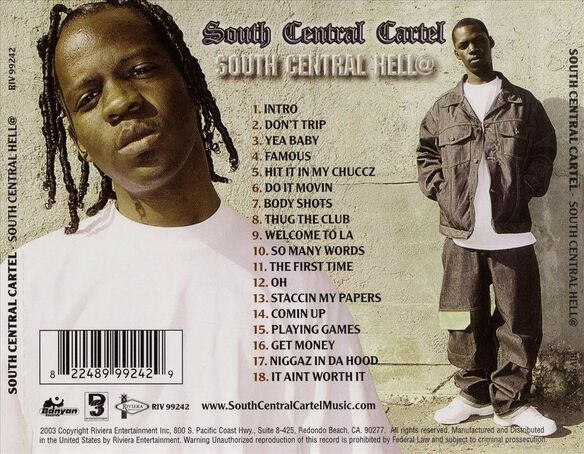 South Central Hell A