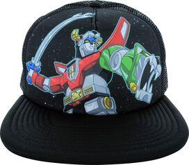 Voltron Lion Force Trucker Hat