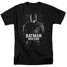 Justice League Movie Batman Short Sleeve Adult T-Shirt