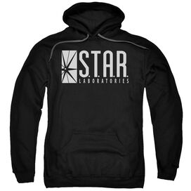The Flash S.T.A.R. Adult Pull Over Hoodie