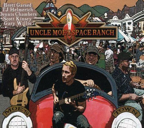 Uncle Moe's Space Ranch - Moe's Town