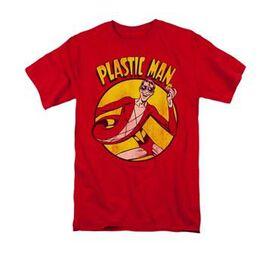 Plastic Man Vintage Name T-Shirt