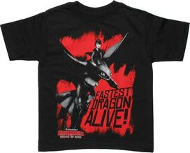 Dragons Riders of Berk Fastest Juvenile T-Shirt