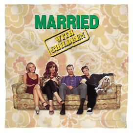 Married With Children Couch Trip Bandana