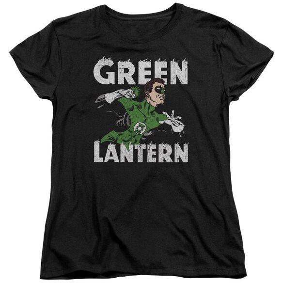 Dc Hal Power Short Sleeve Womens Tee T-Shirt