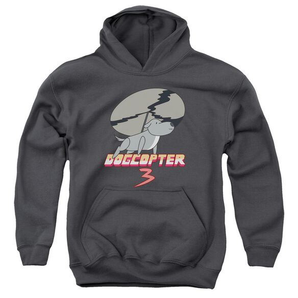 Steven Universe Dogcopter 3 Youth Pull Over Hoodie
