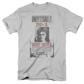 Harry Potter Undesirable No1 Distressed Short Sleeve Adult T-Shirt