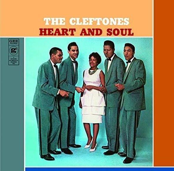 The Cleftones - Heart & Soul