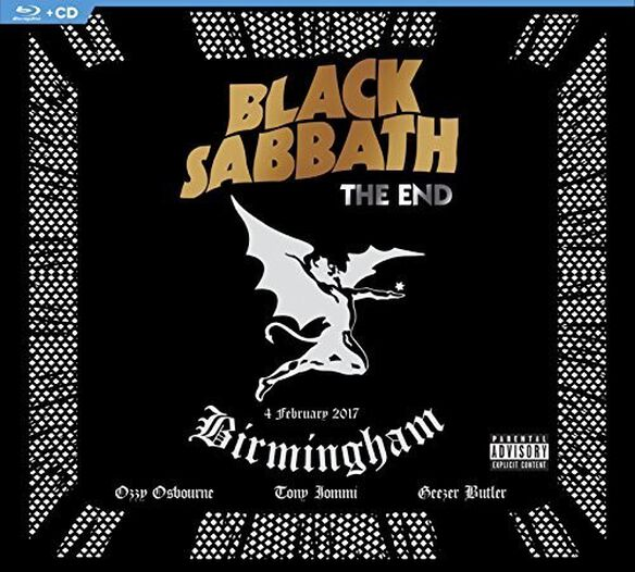 Black Sabbath - The End ( CD + Blu-ray)