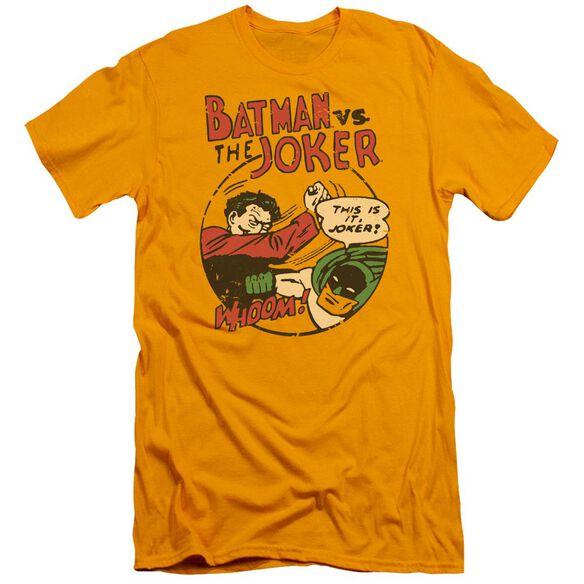 Dc Grudge Match Short Sleeve Adult T-Shirt