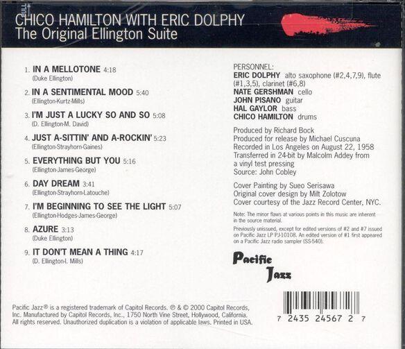Original Ellington Suite With Eric Dolphy (Reis)