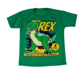 Toy Story Rex Kids T-Shirt