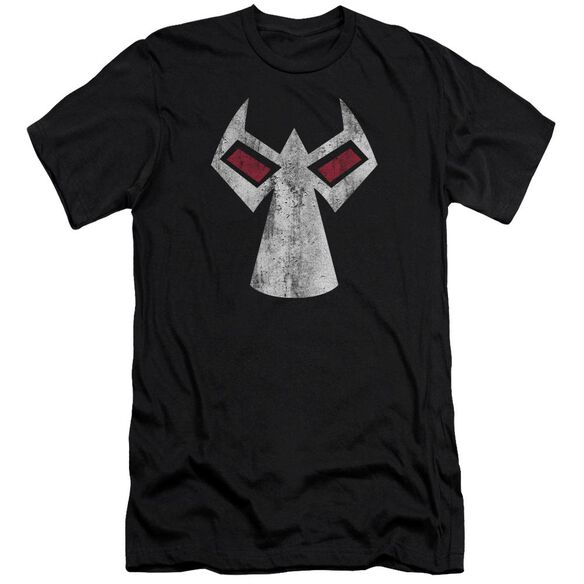 Batman Bane Mask Short Sleeve Adult T-Shirt