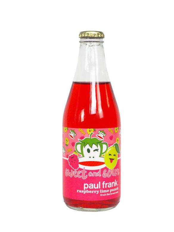 Paul Frank - Sweet & Sour Raspberry Lime - Punch Julius Soda