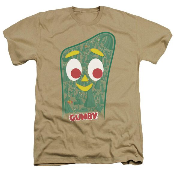 Gumby Inside Gumby Adult Heather