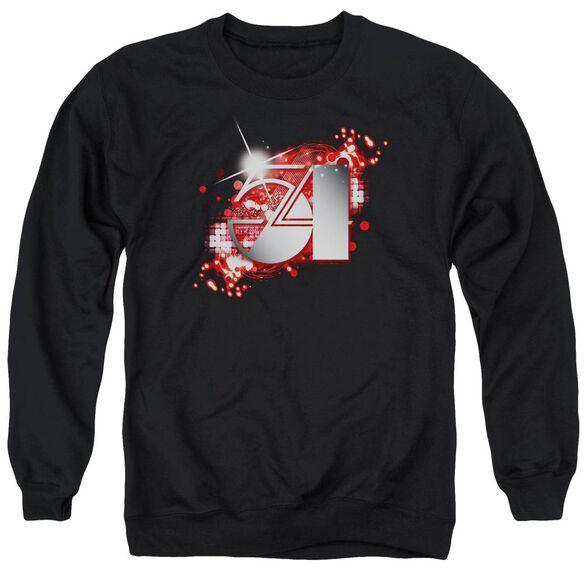 Studio 54 54 Logo Adult Crewneck Sweatshirt