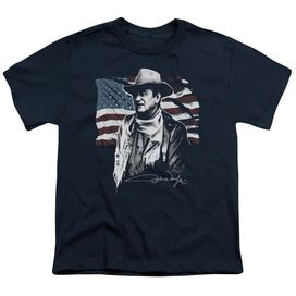 John Wayne American Idol Short Sleeve Youth T-Shirt
