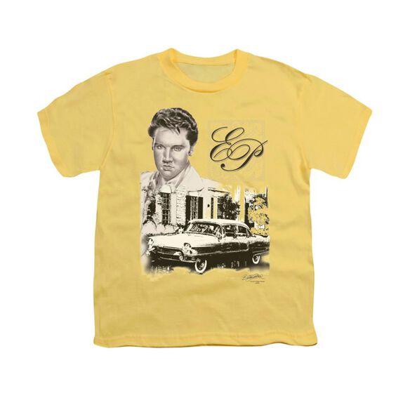 Elvis Ep Short Sleeve Youth T-Shirt