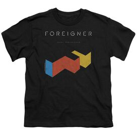 Foreigner Agent Provocateur Short Sleeve Youth T-Shirt