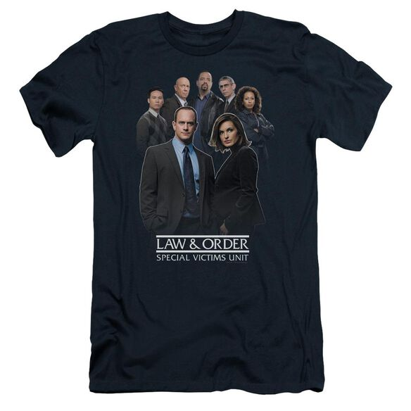 Law And Order Svu Team Short Sleeve Adult T-Shirt