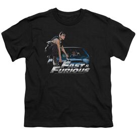 FAST AND THE FURIOUS CAR RIDE-S/S T-Shirt