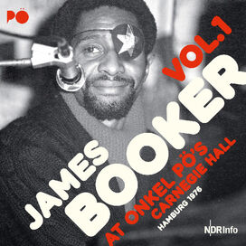 James Booker - At Onkel Po's Carnegie Hall Hamburg 1976 1976