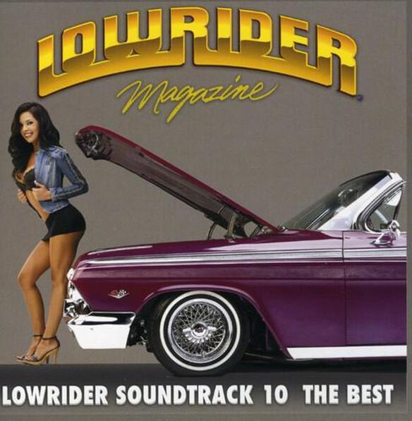 Lowrider Soundtrack 10 The Best / Various