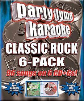 Various Artists - Party Tyme Karaoke: Classic Rock (Various Artists)