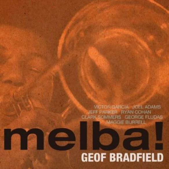 Geof Bradfield - Melba