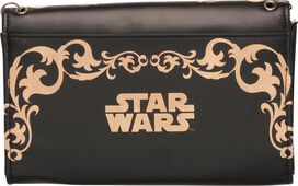 Star Wars Rose Snap Envelope Clutch Wallet
