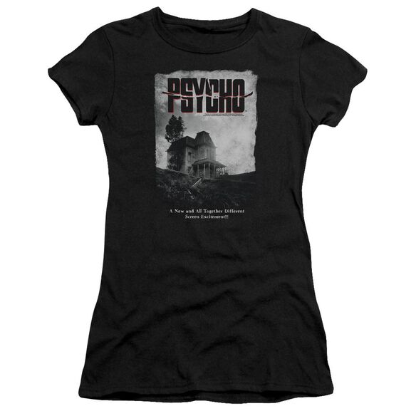 Psycho House Poster Premium Bella Junior Sheer Jersey