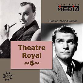 Laurence Olivier / Robert Donat / Alec Guinness - Theater Royal: R L Stevenson & H G Wells, Vol. 6