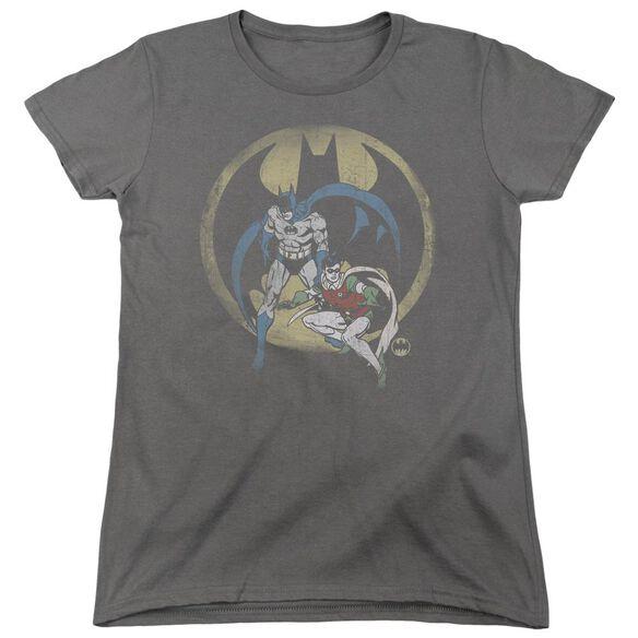 Dc Team Short Sleeve Womens Tee T-Shirt