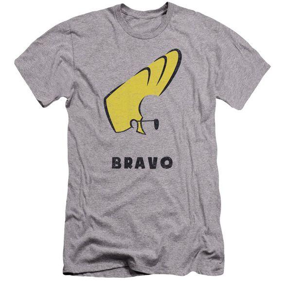 Johnny Bravo Johnny Hair Premuim Canvas Adult Slim Fit Athletic