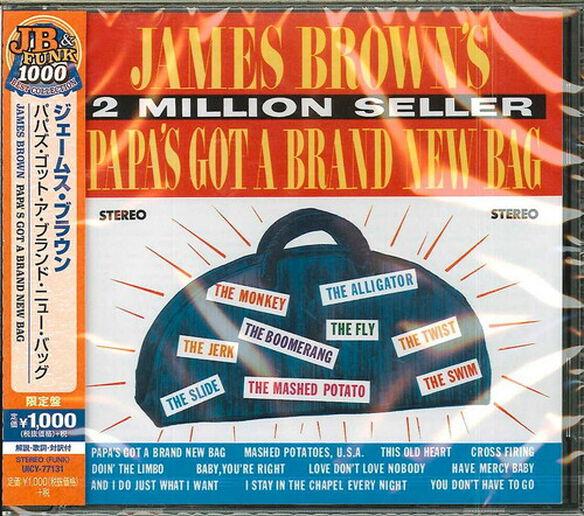 James Brown - Papa's Got a Brand New Bag: Limited