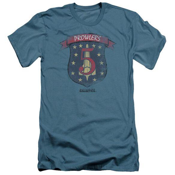 Bsg Prowlers Badge Short Sleeve Adult T-Shirt