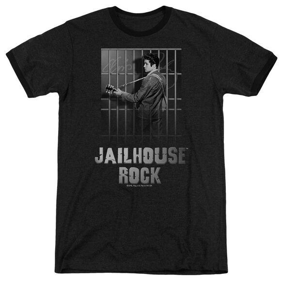 Elvis Presley Jailhouse Rock Adult Heather Ringer