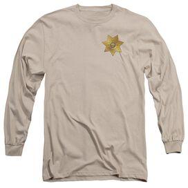 Eureka Badge Long Sleeve Adult T-Shirt