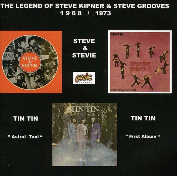 Tin Tin - Tin Tin: Complete Works 1968 / 1973