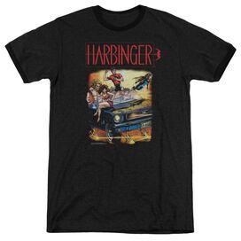 Harbinger Vintage Harbinger Adult Heather Ringer