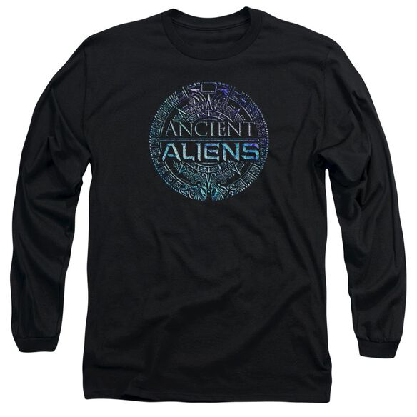 Ancient Aliens Symbol Logo Long Sleeve Adult T-Shirt